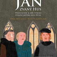 Jan zvaný Hus - plakát
